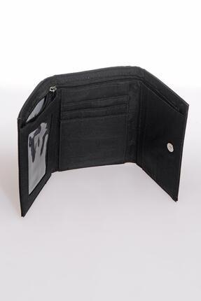 Smart Bags Smb3050-0001 Siyah Kadın Cüzdan 2