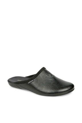 9866-17 Kadın Terlik Ayakkabı 08481-siyah CEYO-9866-17