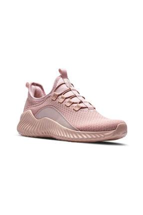 Lescon Hellium Nano Kadın Spor Ayakkabı-pudra 2
