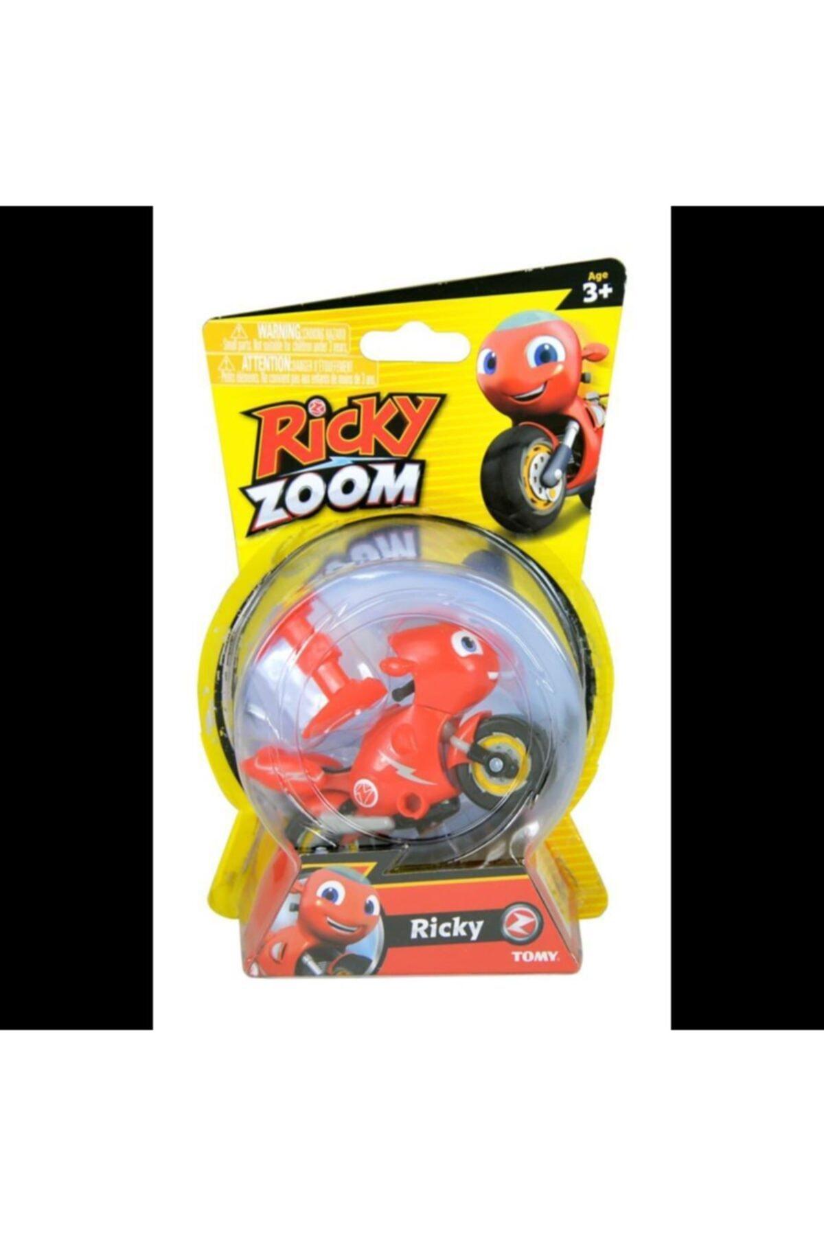Of Tomy Ricky Zoom Figür-Ricky TRZ20021