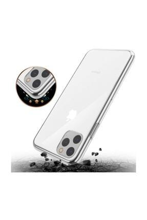 Dijimedia Apple Iphone 11 Pro Kılıf Ultra Ince Esnek Süper Silikon - Şeffaf 2