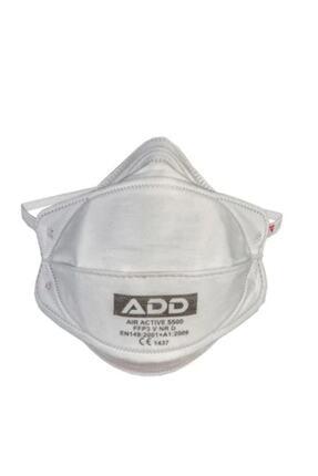 Add Air Active 5500 N95 Ffp3 Ab Standartı Sertifikalı Maske 0