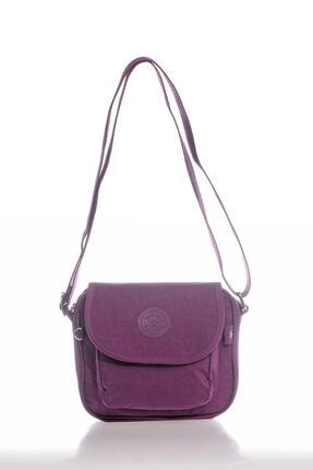 Smart Bags Smb3057-0027 Mor Kadın Çapraz Çanta 0