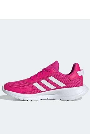adidas TENSAUR RUN Pembe Kız Çocuk Yürüyüş Ayakkabısı 100538824 4