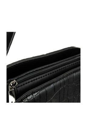 Kurtuluş Çanta Kadın Çapraz Çanta Siyah 1