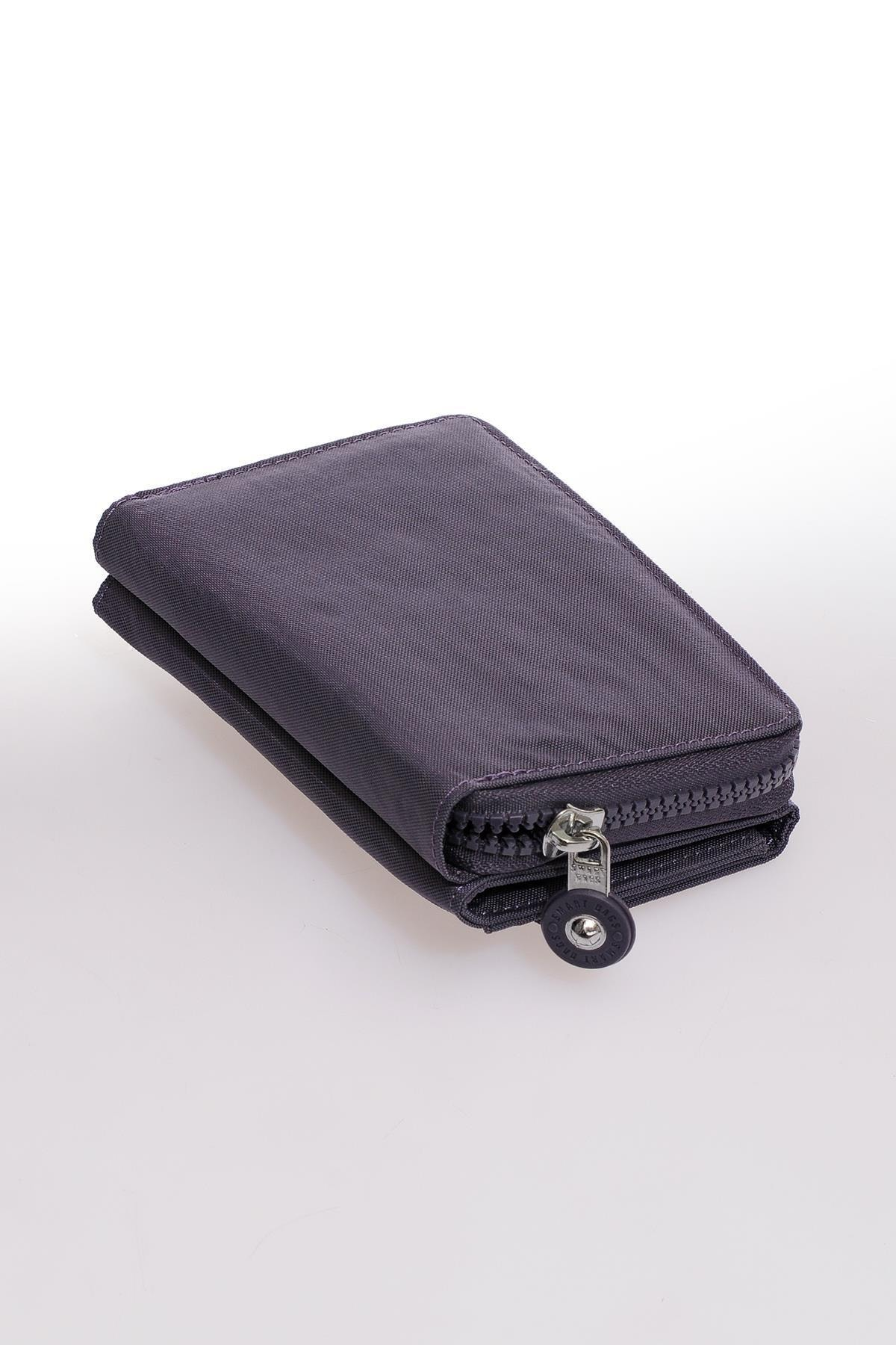 Smart Bags Smb3036-0027 Mor Kadın Cüzdan