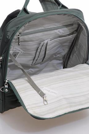 Smart Bags Smbky1117-0005 Haki Kadın Sırt Çantası 3