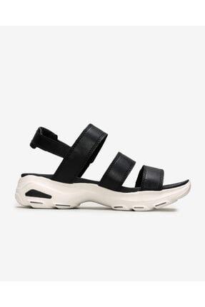 Skechers D'LITES ULTRA - FAB LIFE Kadın Siyah Sandalet 1