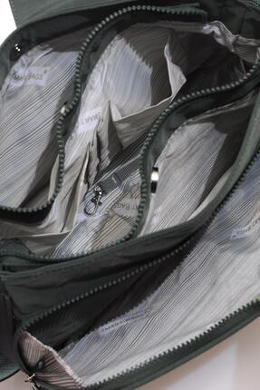 Smart Bags Smbk1177-0005 Haki Kadın Çapraz Çanta 3