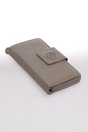 Smart Bags Smb3034-0078 Gri Kadın Cüzdan 0