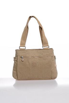 Smart Bags Smbky1125-0015 Vizon Kadın Omuz Çantası 0