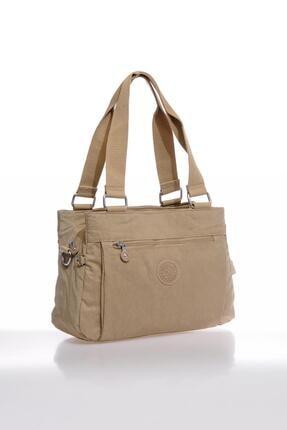 Smart Bags Smbky1125-0015 Vizon Kadın Omuz Çantası 1