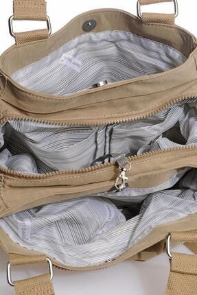 Smart Bags Smbky1125-0015 Vizon Kadın Omuz Çantası 3