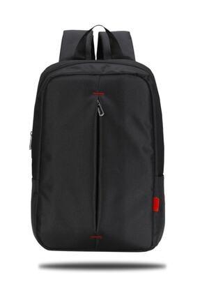 Classone Pr-r160 Roma Serisi 15,6 Inç Uyumlu Laptop, Notebook Sırt Çantası – Siyah 0