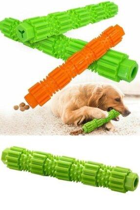 TİNEKE Köpek Diş Fırçası Isırma Aparatı Rulo Köpek Oyuncağı Büyük Boy 0
