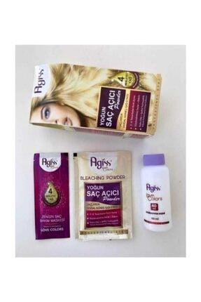 AGISS 3 Adet Agiss Yoğun Saç Açıcı Powder 4