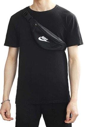 Nike Herıtage Hıp Pack - Small Unisex Bel Çantası Cv8964-010-siyah 3