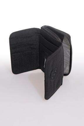 Smart Bags Smb1227-0001 Siyah Kadın Cüzdan 2