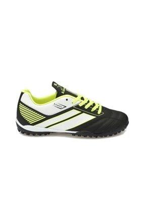 Kinetix TRIM TURF Siyah Neon Yeşil Beyaz Erkek Çocuk Halı Saha Ayakkabısı 100232869 1