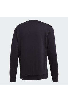 adidas E 3s Crew Ft Black/whıte 1