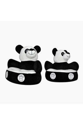 Efe Joy Panda Peluş Bebek Çocuk Koltuğu 3
