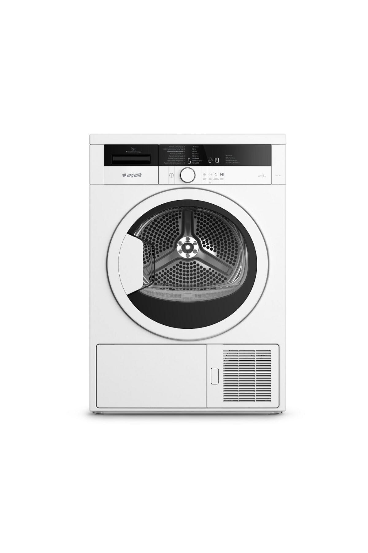 Arçelik 3891 KT A++ 9 Kg Çamaşır Kurutma Makinesi Fiyatı, Yorumları -  Trendyol