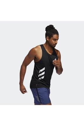 adidas OTR SINGLET 3S Siyah Erkek Atlet 101069139 3
