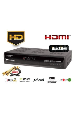 GoldMaster Hd-1080 Pvr Dijital Uydu Alıcısı 0