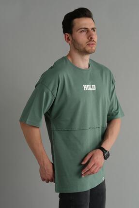 Oksit Crash Hold Bol Kesim Oversize Tshirt 1