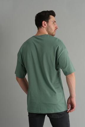 Oksit Crash Hold Bol Kesim Oversize Tshirt 2