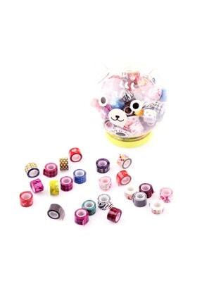 Nani Toys 100'lü Renkli Bant Kova Paketi /deba 0