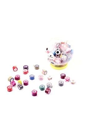 Nani Toys 100'lü Renkli Bant Kova Paketi /deba 1