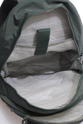 Smart Bags Smbky1050-0005 Haki Kadın Sırt Çantası 4
