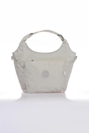 Smart Bags Smb3079-0083 Ice Gri Kadın Omuz Çantası 0