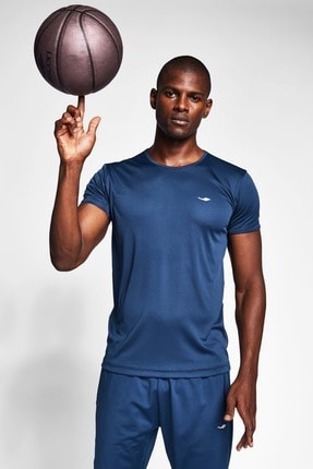 Lescon Erkek Lacivert Kısa Kollu T-shirt 3