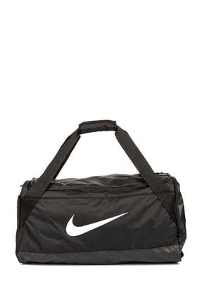 Nike Unisex Çanta - Nk Brsla M Duff - Ba5334-010 0