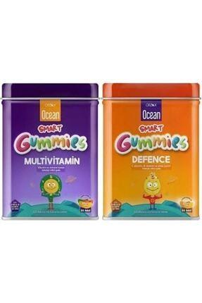 Ocean Orzax Orzax Ocean Smart Gummies Multivitamin + Defence 0