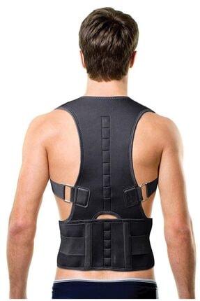 horussweetshop Dik Duruş Korsesi Ayarlanabilir Posturex Manyetik Korse 1