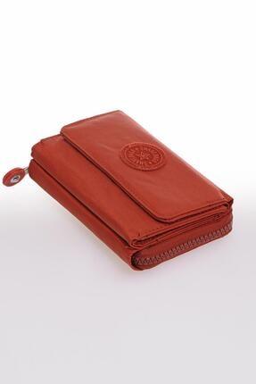 Smart Bags Smb3036-0128 Kiremit Kadın Cüzdan 0