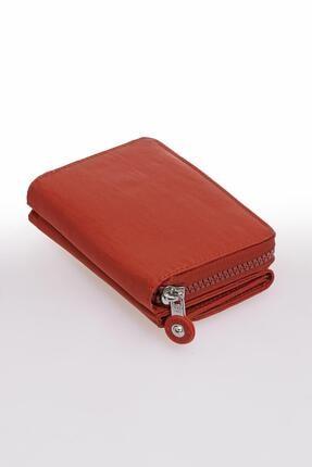 Smart Bags Smb3036-0128 Kiremit Kadın Cüzdan 1
