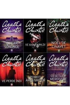 Altın Kitaplar Agatha Christie 18 Kitap Seti 1