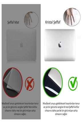 Mcstorey Macbook Pro Kılıf 13inc Hardcase Touchbar A1706 1708 A1989 A2159 2251 A2289 A2338 Parmakizi Bırakmaz 2