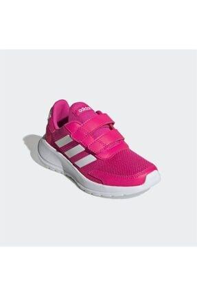 adidas TENSAUR RUN Fuşya Kız Çocuk Koşu Ayakkabısı 100532233 3