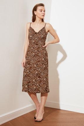 TRENDYOLMİLLA Çok Renkli Askılı Elbise TWOSS19EL0172 2