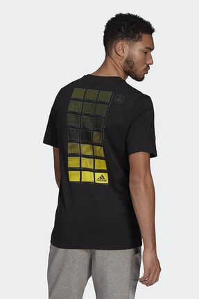 adidas Erkek Siyah Günlük T-shirt 1