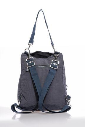 Smart Bags Smbky1119-y. Füme Füme Kadın Sırt Çantası 2