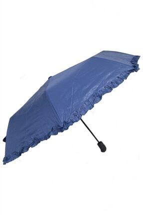 Lacivert Tam Otomatik Kadın Şemsiye M21MAR5246L
