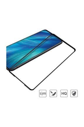 Sunix Xiaomi Redmi Note 8 Siyah 6d Kavisli Temperli Cam Ekran Koruyucu Film - Siyah 1
