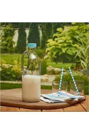 Paşabahçe Kulplu Cam Süt Şişesi 80342 0