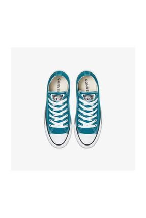 Converse Chuck Taylor All Star Seasonal Color Kadın Mavi Sneaker 4